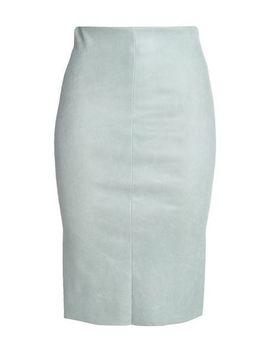 Dro Me Knee Length Skirt   Skirts by Dro Me