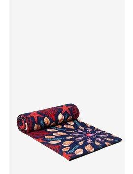 Marine Print Towel Sarong Wanda by Desigual