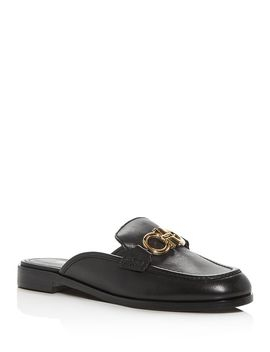 Women's Viggio Apron Toe Mules by Salvatore Ferragamo