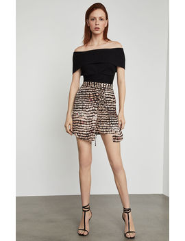 Sandy Dots Mini Skirt by Bcbgmaxazria
