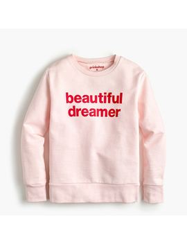 "Kids' Crewcuts X Prinkshop ""Beautiful Dreamer"" Sweatshirt by J.Crew"