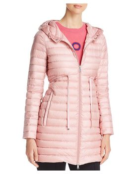 Barbel Down Coat by Moncler
