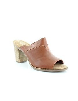Toms Womens Majorca Suede Open Toe Mules by Toms