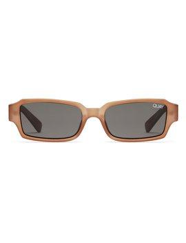 Strange Love Sunglasses by Quay Australia