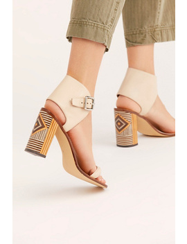 Cabana Heel by Jeffrey Campbell