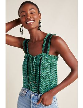 Bardot Blouse by Anthropologie