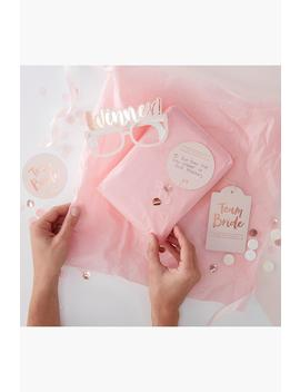team-bride-pass-the-parcel by boohoo