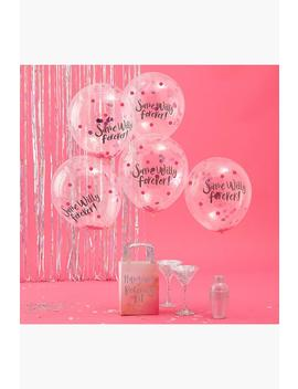 same-willy-forever-confetti-balloons by boohoo