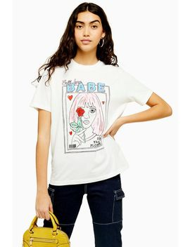 Magazing Girl T Shirt By Tee & Cake by Topshop