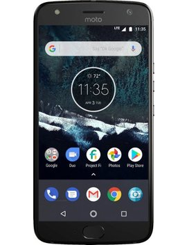 Moto X (4th Generation) With 32 Gb Memory Cell Phone (Unlocked)   Super Black by Motorola