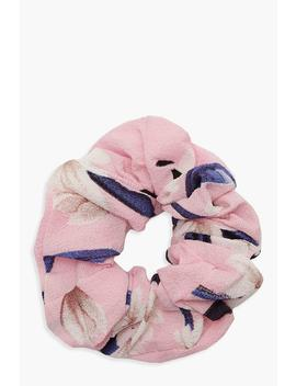 Floral Scrunchie by Boohoo