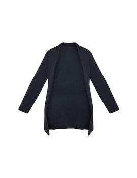 Plus Black Longline Blazer by Prettylittlething