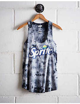 Tailgate Women's Sprite Tie Dye Scoop Neck Tank by American Eagle Outfitters