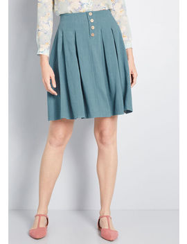 Original Whims A Line Skirt by Modcloth