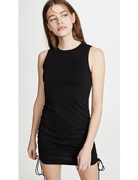 Lisbon Tank Dress by Cotton Citizen