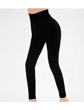 Dutte Dutta Women's Yoga Pants High Waist Tummy Control Workout Leggings by Dutte Dutta