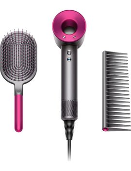 Supersonic Limited Edition Hair Dryer   Fuchsia/Iron by Dyson