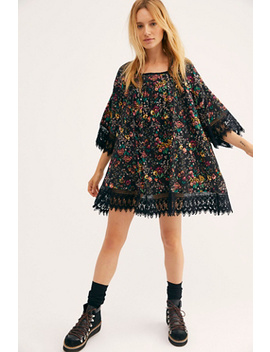 It's Necessary Tunic Dress by Free People