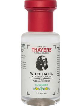 Travel Size Alcohol Free Witch Hazel Toner by Thayers