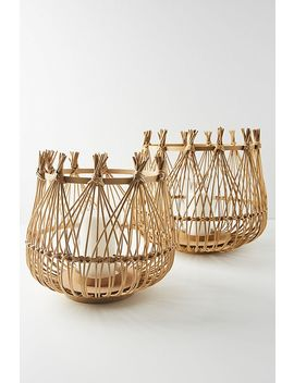 Bamboo Hurricane by Anthropologie