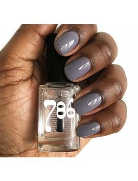 786 Cosmetics Top Coat Clear   (Shine) Vegan Nail Polish, Cruelty Free, 11 Free, Halal Nail Polish, Fast Drying Nail Polish, Best Top Coat Nail Polish by 786