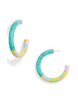 medium-broadway-hoop-earrings by lele-sadoughi
