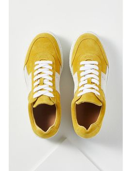 Selected Femme Textured Colourblocked Trainers by Selected Femme