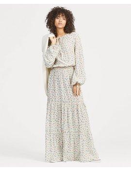 Floral Gauze Dress by Ralph Lauren