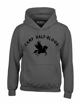 Shop4 Ever Camp Half Blood Hoodie Sweatshirts by Shop4 Ever