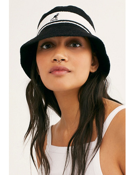 Kangol Bermuda Stripe Bucket Hat by Kangol