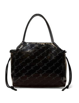 The Falabella Faux Leather And Pu Tote by Stella Mc Cartney