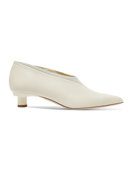 Jude Leather Pumps by Tibi