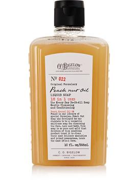Peach Nut Oil Liquid Soap, 295ml by C.O. Bigelow