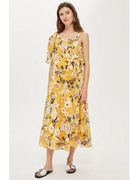 **Maternity Nursing One Shoulder Dress by Topshop