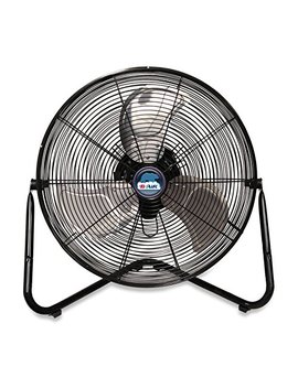 "B Air Firtana 20 X High Velocity Electric Industrial And Home Floor Fan, 20"" by B Air"