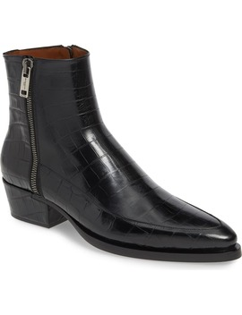Dallas Zip Boot by Givenchy