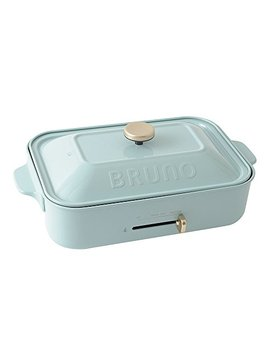 Bruno Compact Hot Plate Boe021 Bgy Blue Gray  (Japan Domestic Genuine Products) by Bruno