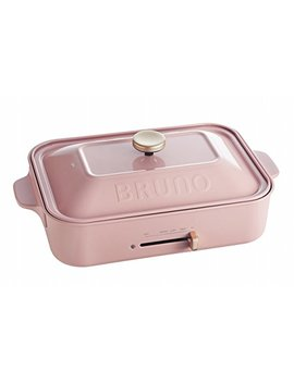 Bruno Compact Hot Plate Boe021 Pk (Pink) by Bruno