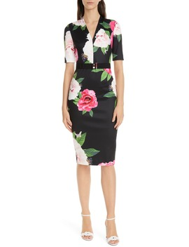 Gilanno Magnificent Body Con Dress by Ted Baker London