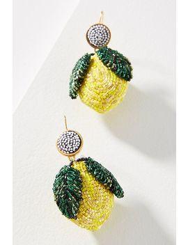 Mignonne Gavigan Lemon Drop Earrings by Mignonne Gavigan