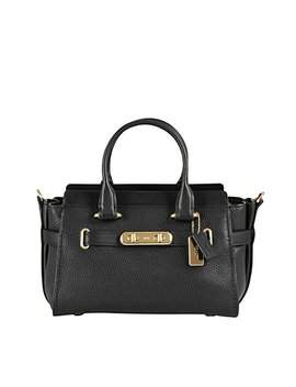 Coach Womens Coach Swagger Carryall 27 In Pebble Leather by Coach