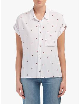 Rails Whitney Printed Shirt, Strawberry Fields by Rails