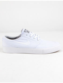 Nike Sb Zoom Janoski Canvas Rm White Mens Shoes by Tilly's