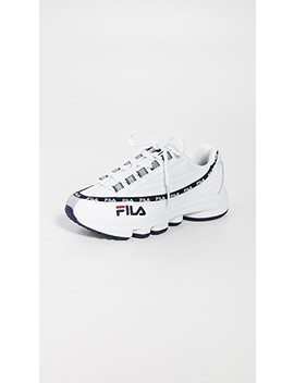 Dragster 98 Sneakers by Fila