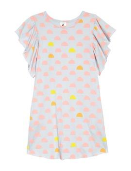 Ruffle Sleeve Dress by Stem