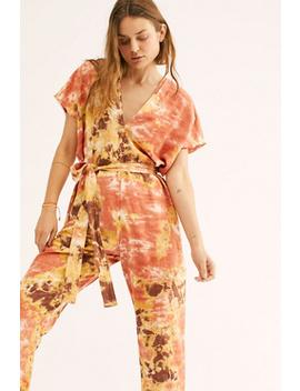 Kimono Jumpsuit by Tina + Jo