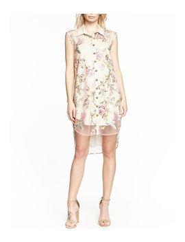 Sensation Sleeveless Floral Tunic by Aratta