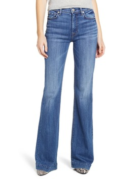 Ginger High Waist Flare Jeans by 7 For All Mankind®