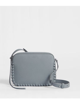 Kepi Leather Crossbody Bag by Allsaints