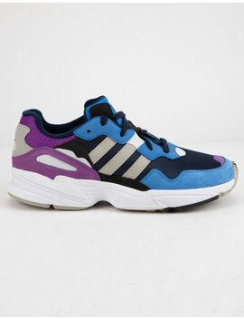 Adidas Yung 96 Navy Mens Shoes by Adidas